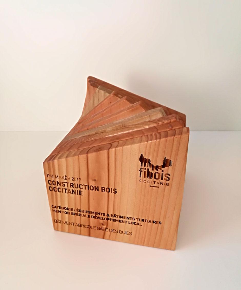 Trophées | Palmarès de la construction bois